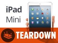 三星屏幕A5芯片 iPad Mini拆解报告