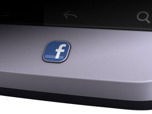 720p双核骁龙S4 Facebook Phone花落HTC