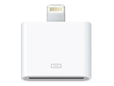 苹果 Lightning to 30-pin Adapter 转换器