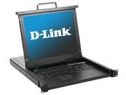 D-Link DKVM-L708H ,8口混接 17液晶 键鼠 四合一切换器 现货 *联保6299