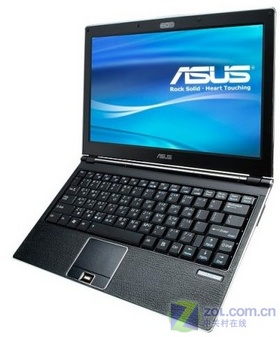 华硕LED屏笔记本U1F公布 配Vista系统
