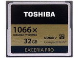 东芝EXCERIA PRO型 CF卡 1066X(32GB)