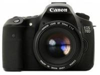 Canon/佳能70D(单机 中端级 WIFI NFC) 京东5468元(赠品)
