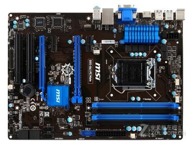 我的主板微星 B85-G41 PC Mate(MS-7850)最高可以适用DDR几的显卡?