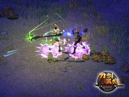 PK为王《刀剑英雄》竞技核心玩法大盘点