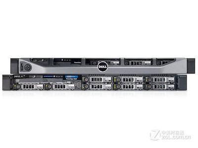 DELL/戴尔 PowerEdge R620 机架式服务器(Xeon E5-2630/16GB/300GB*3)