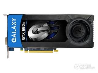 影驰GeForce GTX660Ti公版