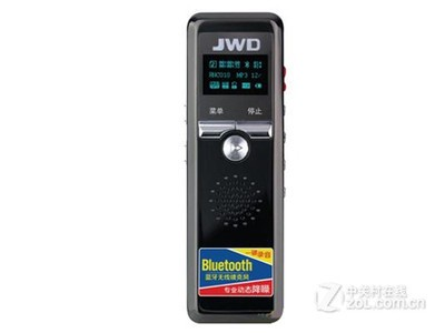JWD/京华HQ-100(4G)录音笔 支持蓝牙 FM收音 MP3外放播放 锂电池 专利技术 降噪 蓝牙录音 3年质保