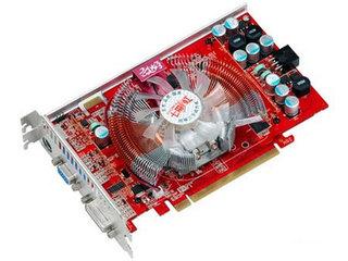 七彩红逸彩8600GT-GD3 UP烈焰战神纪念版 256M