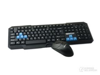 讯拓轻装上阵KX03键鼠套装