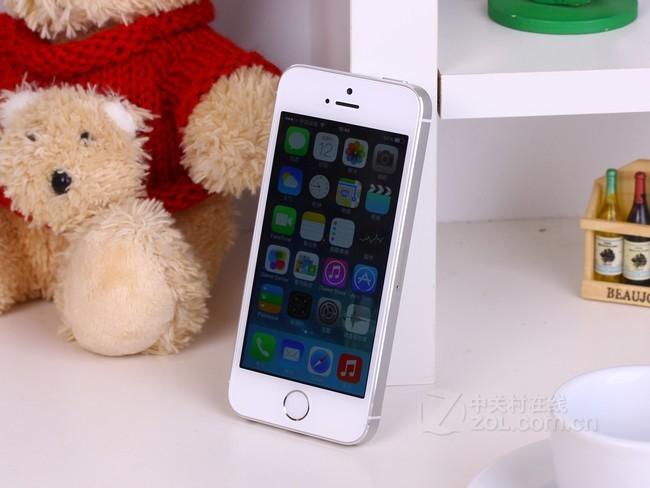 苹果iPhone5S外观图