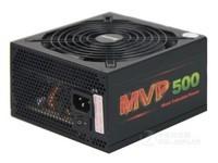 航嘉 mvp 500 游戏电源额定 500w台式机宽幅模组线电源支次双显卡
