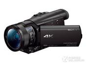 索尼 FDR-AX100E 高清专业摄像机4K高清数码摄像机
