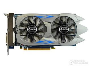影驰GeForce GTX 750Ti黑将