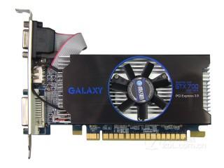 影驰GeForce GTX 750MiNI