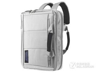 英制BW-160 15寸男女士多层便携彩色三用笔记本电脑包(灰色)