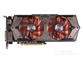 影驰GeForce GTX 760 Gamer