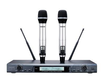 得胜 X5无线麦克风UHF 会议-演唱-KTV-家用 无线话筒