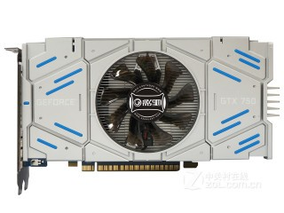 影驰GeForce GTX 750骁将