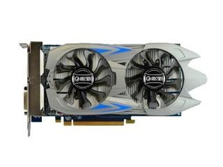 影驰GeForce GTX 750大将
