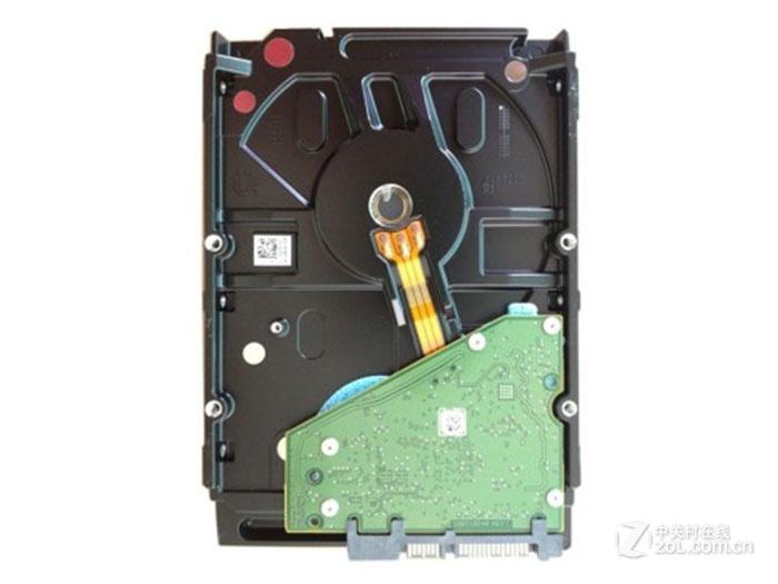 希捷4TB 5900转 64MB SATA3 监控级硬盘(ST4000VX000)