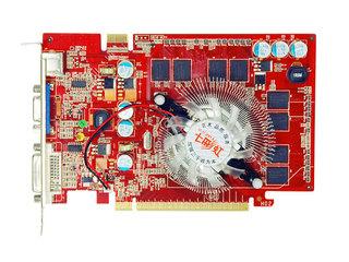 七彩虹逸彩8600GT-GD2 CF黄金版 512M F25