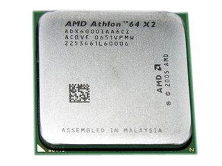 AMD 速龙64 X2 6000+(散)