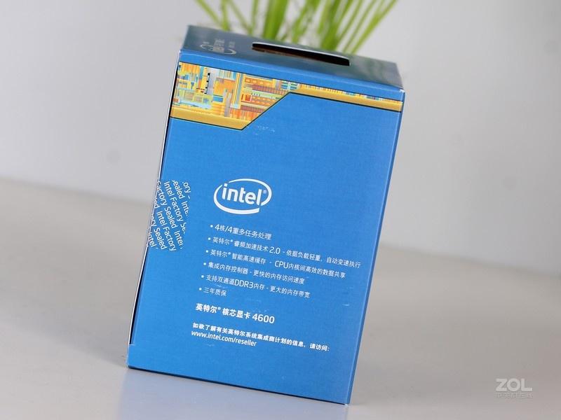 Intel 酷睿i5 4590原创图赏