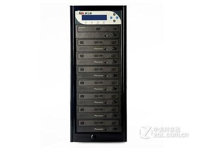 迪美视 联机型 BDRE107PRO (蓝光一托七联机加密型拷贝机)
