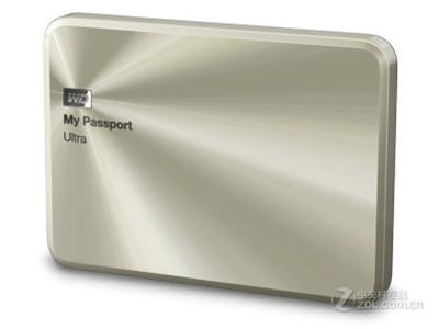 西部数据 My Passport Ultra 周年纪念版 2TB(WDBEZW0020BCG)