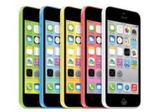 翻新无锁版的iPhone 5C 16G