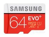 三星Micro SDXC卡 EVO+(64GB)