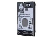 WD/西部数据 WD5000LPLX 500G黑盘 7200转32M笔记本硬盘 7MM正品