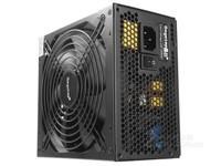 鑫谷GP600G黑金全模组 电源额定500W模组电源台式机电脑静音电源