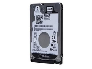 西部数据500GB 7200转 32MB SATA3 黑盘(WD5000LPLX)