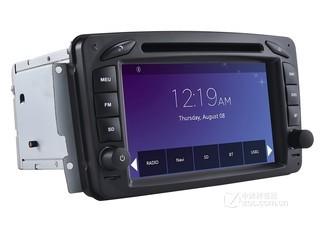德众尚杰S600-8827车载GPS奔驰A级C级DVD导航