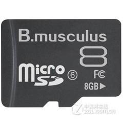 曼卡路TF/8G+CR-C6 TF(Micro SD)存储卡