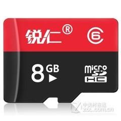 锐仁TF(Micro SD) 内存卡 Class 6 (8G )