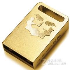 达墨(TOPMORE)ZH Plus USB3.0 32GB 锌合金精工U盘 澄金