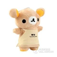 PLUFY 正品可爱卡通毛绒移动电源- 轻轻熊