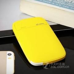 尼蒙Boompow LB超薄移动电源- 黄色
