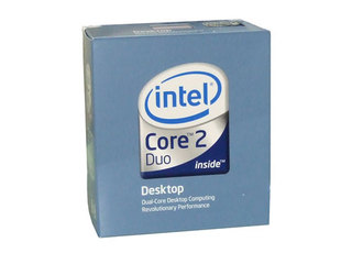 Intel 酷睿2双核 E6850(盒)