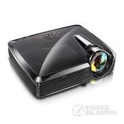 宏影(HONGYING ) E100投影仪 家用投影仪3d影院高清 短焦投影机 商住两用