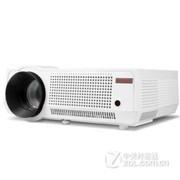 轰天砲(HTP) LED系列投影仪 家用高清1080P投影机 3d无线wifi智能办公  LED86Wifi