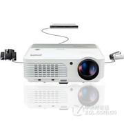 EUG X660S+ 投影仪家用高清LED宽屏投影机无线wifi家庭影院 经典标配版