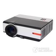 比拓(BITO) BT808B 高清家用投影机 商务会议投影仪 LED投影仪3D家庭电视