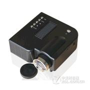 优丽可(UNIC)UC28家用LED投影仪  迷你便携微型投影仪 可U盘电脑手机投影机 黑色 套餐五