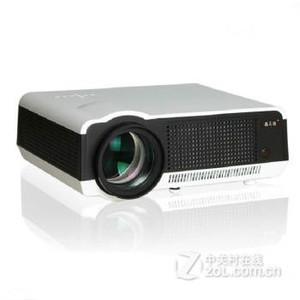 轰天砲(Poner Saund)LED-86+家用投影机 投影仪办公WiFi+1080P 黑色 套餐一