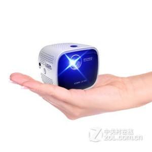 国际品牌韩国酷迪斯iCodis投影仪家用智能高清便携微型投影机CB-100蓝牙WiFi安卓 官方标配