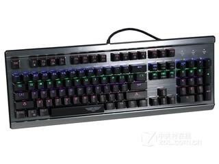 新贵GM600悬浮式炫光机械键盘